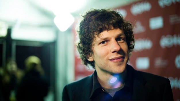 Actor Jesse Eisenberg Compares Comic-Con to Genocide