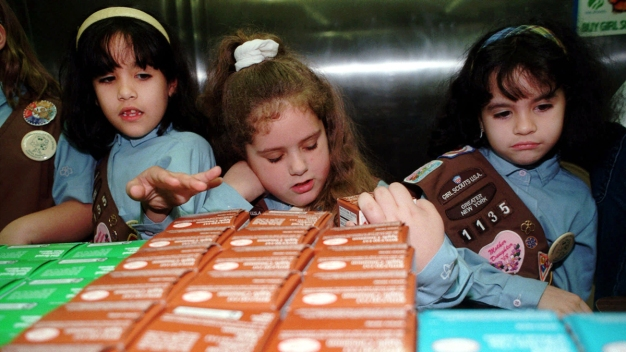 Ever Wondered Why Girl Scouts Still Sell Door-to-Door?