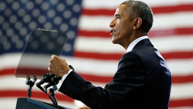 Terrorists Today Pose No 'Existential Threat': Obama