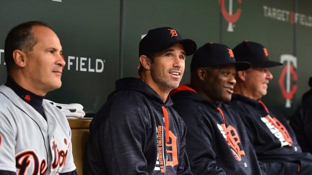 Former Padres Catcher Brad Ausmus Named Angels' New Manager
