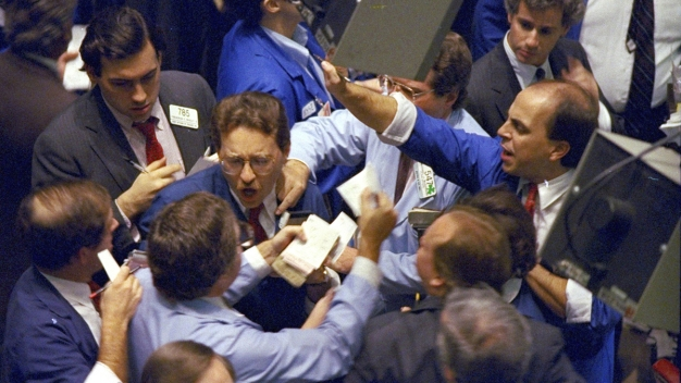 Worries Nag Booming Stock Market 30 Years After Black Monday