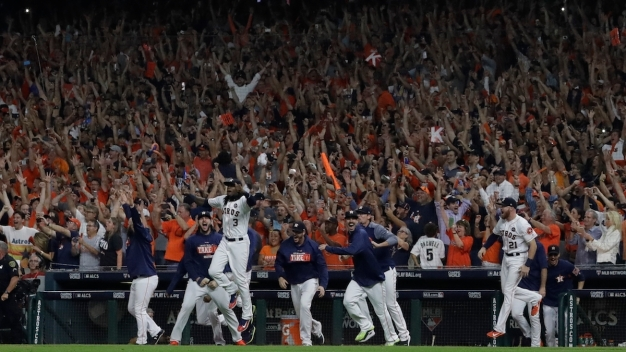 Astros Pennant Gives Padres Fans Hope