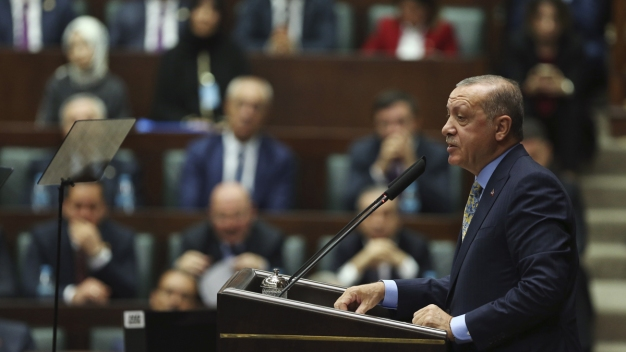 Saudis Plotted Khashoggi Killing for Days, Turkish President Says