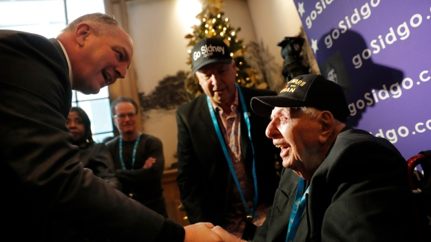 WWII Veteran, 99, on Mission to Publicize Dwindling Vets