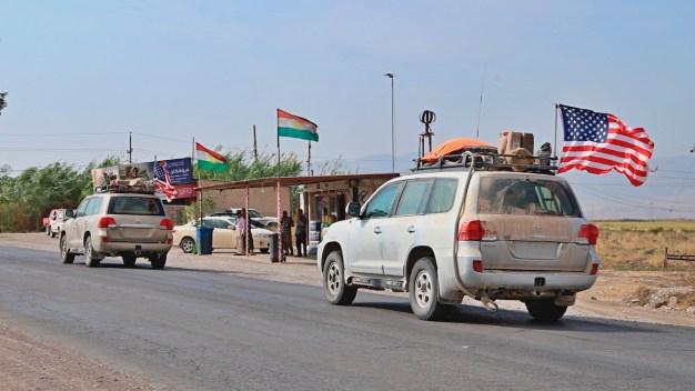 Kurdish San Diegan Feels Betrayed, Wants Ceasefire in Syria