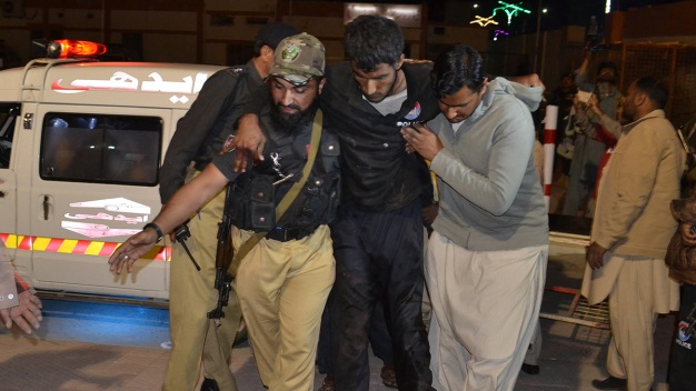 Pakistani Officials Say 41 Police Trainees Killed in Attack