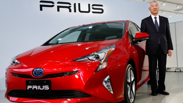 4th Gen Prius Beat All Non Plug-In Hybrids in MPG Test