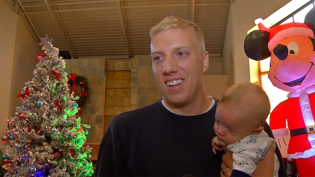 'We're Very Blessed': Military Families Get Holiday Gifts