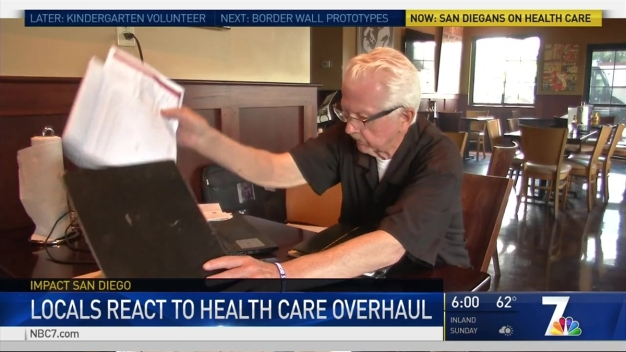 Local Business Owners Split on GOP's Healthcare Bill