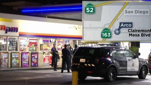 Armed Robbery at Kearny Mesa Convenience Store