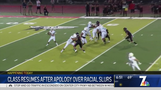 Latest on Investigation Into High School Football Game Racism