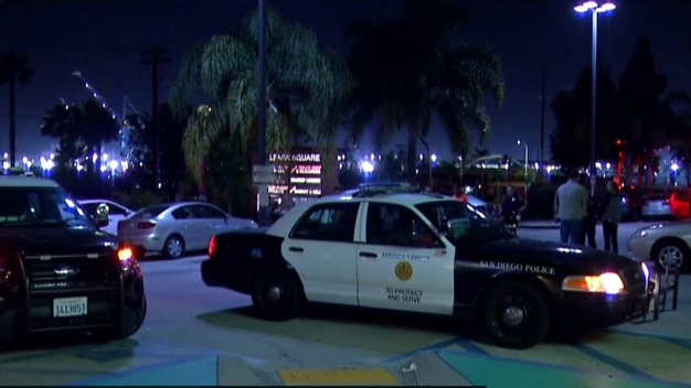 Man Carjacked in Barrio Logan