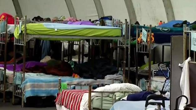 Barrio Logan Community Angry Over Placement of Homeless