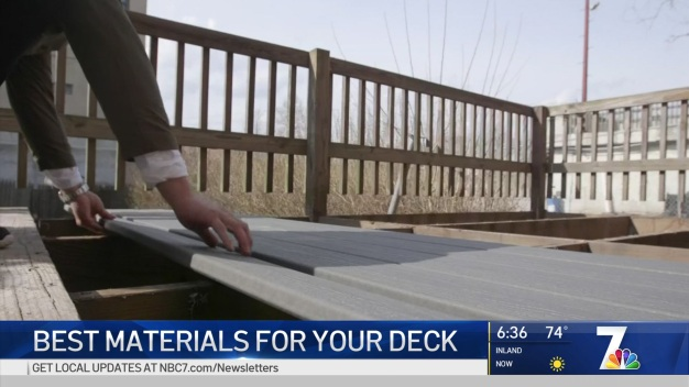 Which is the Best Outdoor Deck Material?