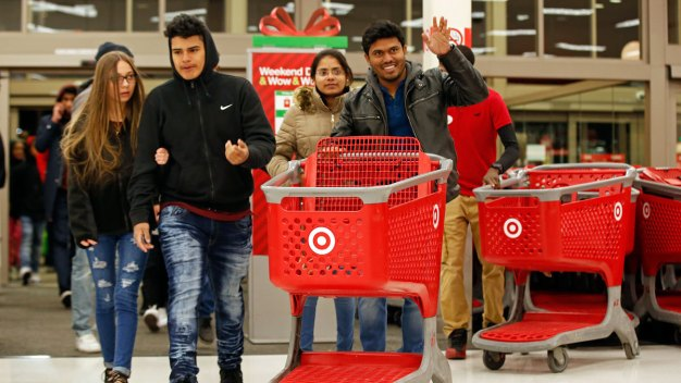'It's a Tradition': Stores Aim to Draw Black Friday Crowds