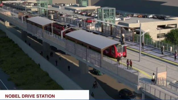 Crews Begin Next Phase in Blue Line Trolley Expansion