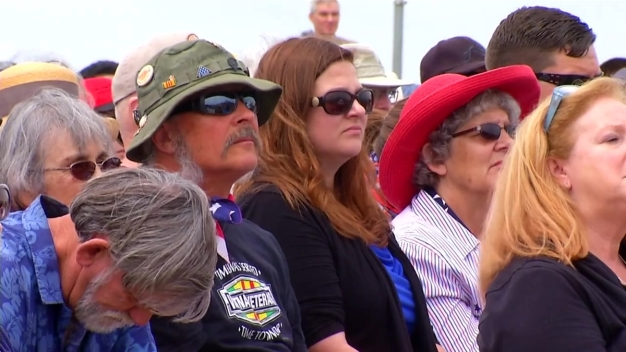 Memorial Day Commemoration at Mt. Soledad