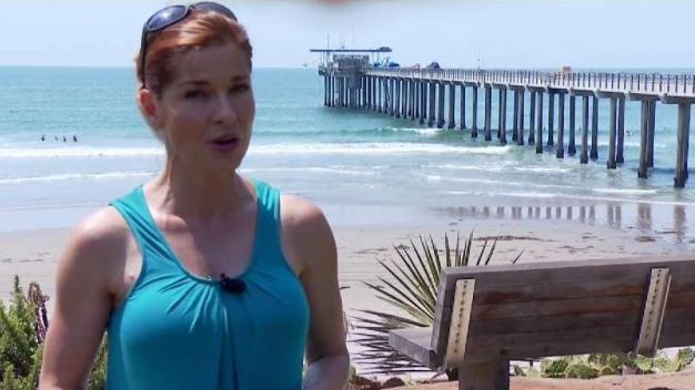Buoy in Torrey Pines Sets Record Temperature