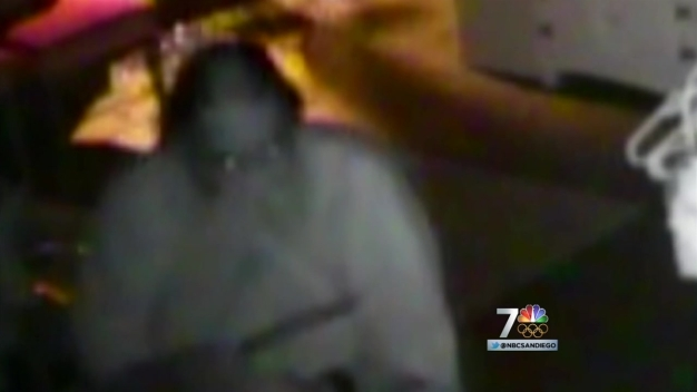 Salon Owner Hopes Video Nabs 'Slob Burglar'