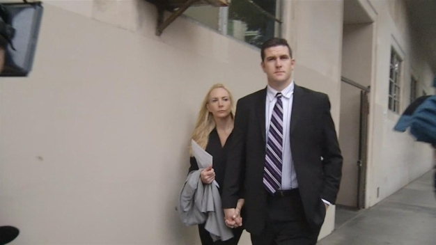 Convicted, Married Ex-Cops Report to Prison