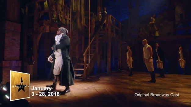 "Locals Gearing Up For ""Hamilton"" in San Diego"