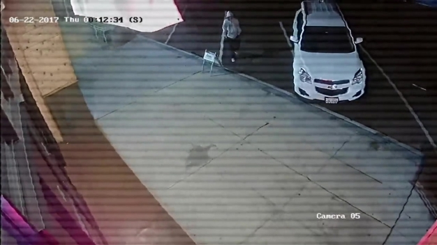 Video of Possible Suspect in Ocean Beach Homicide Released
