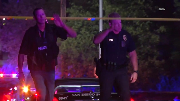 Officers Swarm Southcrest After Deadly Police Shooting