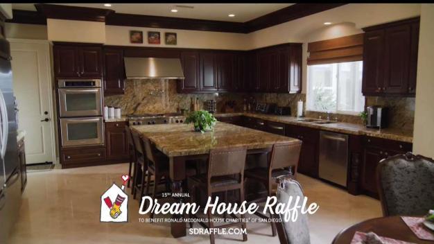 California LIVE Dream House Raffle