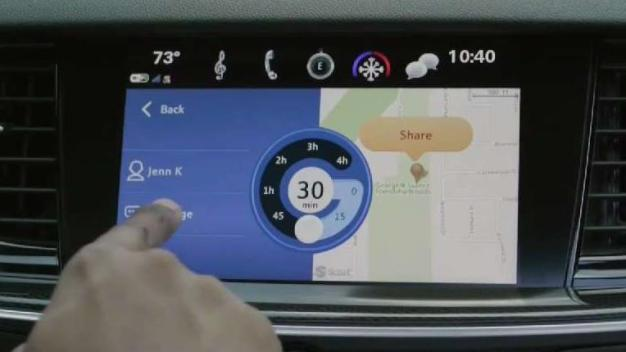 Car Apps May Pose a New Distraction