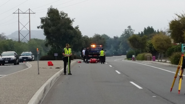 Woman Loses Arm in Carlsbad Scooter Crash