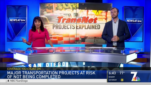Major Transportation Projects at Risk of Not Being Completed