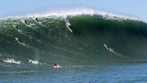 San Diego's Mashburn Nominated For Lucrative Surfing Award