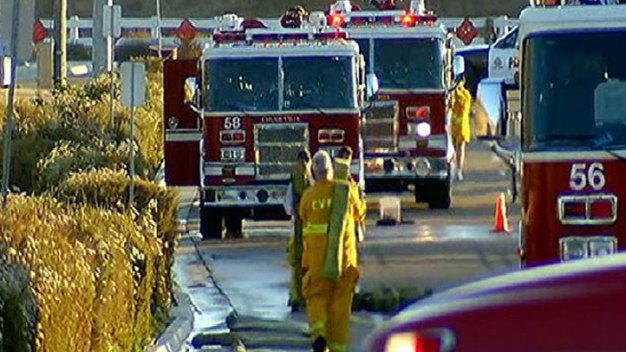 Fire Department Response Times in Chula Vista Worst In State