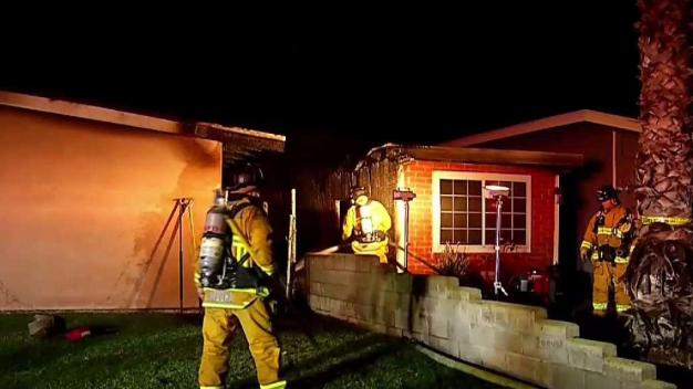 Chula Vista House Fires Under Investigation