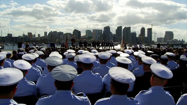 San Diego Designated a Coast Guard City
