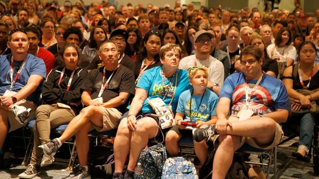 Comic-Con Pre-Registration to Take Place Saturday