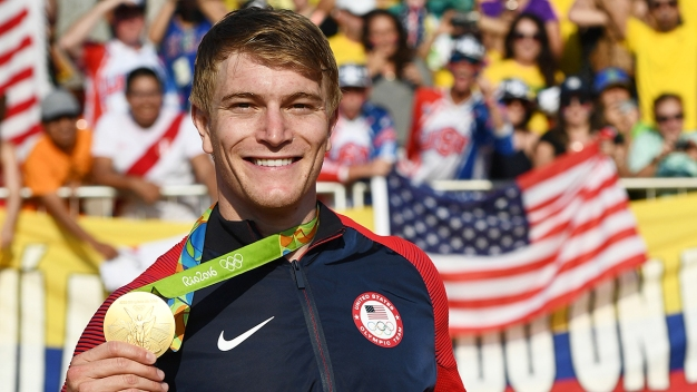 Images: San Diego Olympians Compete in Rio 2016