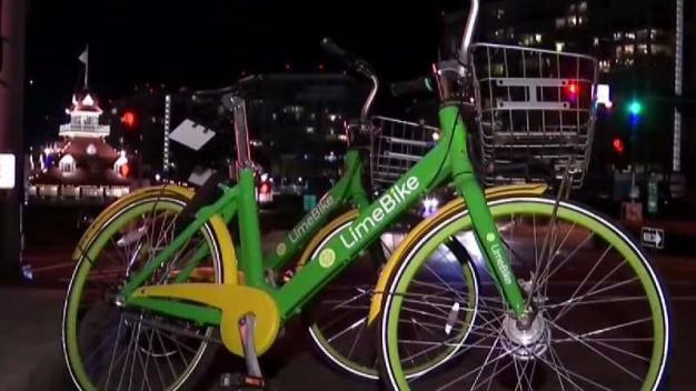 Coronado Declares Dockless Bikes a Public Nuisance