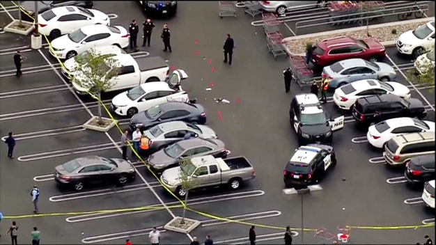 Couple Shot Outside Costco, Baby Unharmed, Police Said