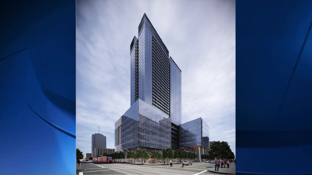 37-Story 'Courthouse Commons' Planned for Downtown San Diego