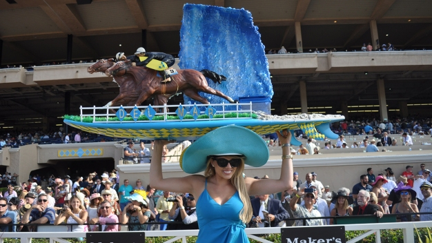 Del Mar Opening Day 2018: Hats & Horses