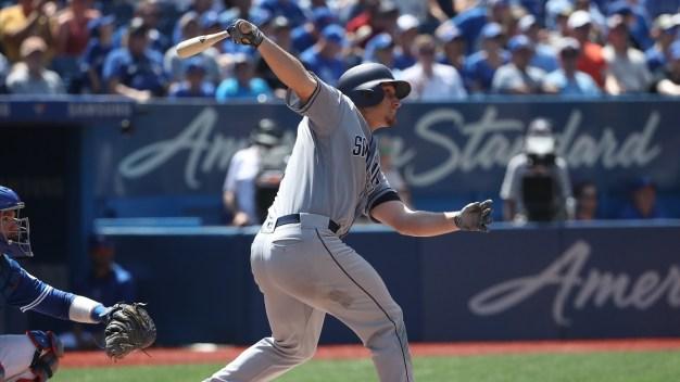 Despite Trades, Padres Home Run Streak Keeps Growing