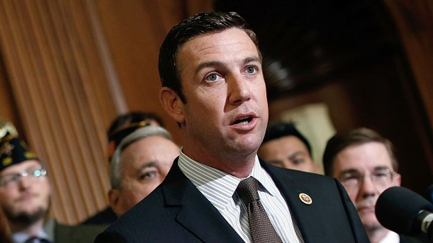 Rep. Hunter Under Investigation for Misuse of Campaign Money