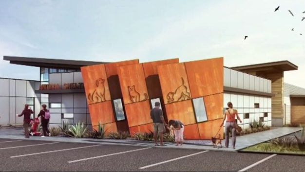 El Cajon Breaks Ground on New Animal Shelter