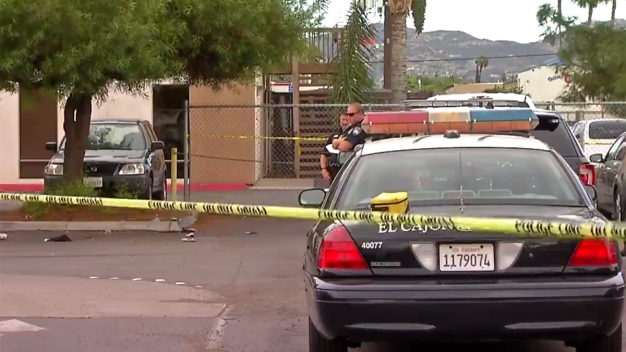 Man Acting 'Erratically' Shot in El Cajon: Police