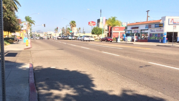 City Seeks to Improve El Cajon Blvd.