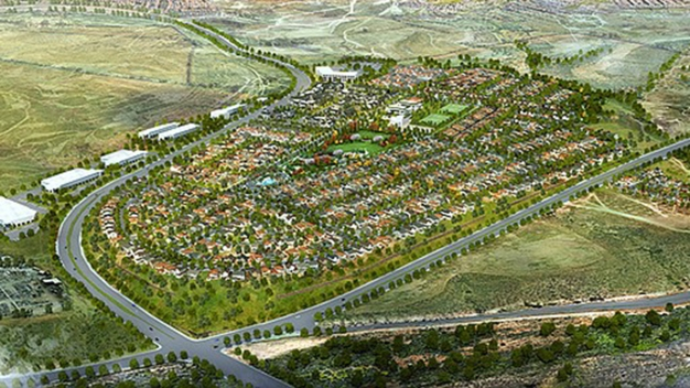 Small Town Charms a Big Draw of New Otay Ranch Community