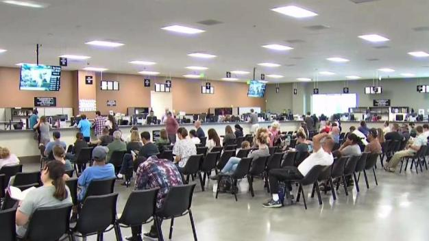 Computer System Problem Causes Extreme Delays at Local DMV Branches