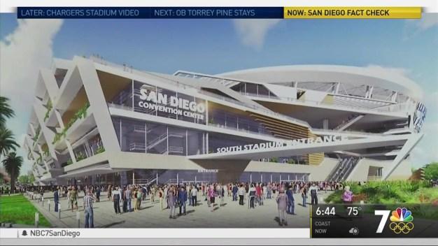 Discrepancies Apparent in Digital Renderings of Stadium