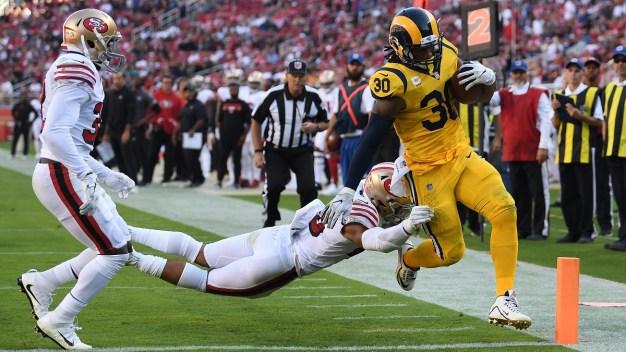 LA Rams Keep Winning, Improve to 7-0
